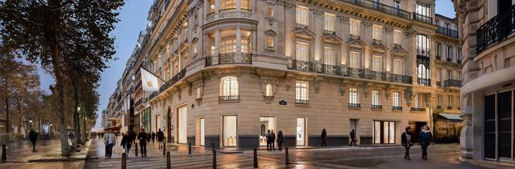 Apple Store des Champs Elysées