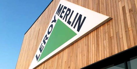 Leroy Merlin, du bricolage au jardinage
