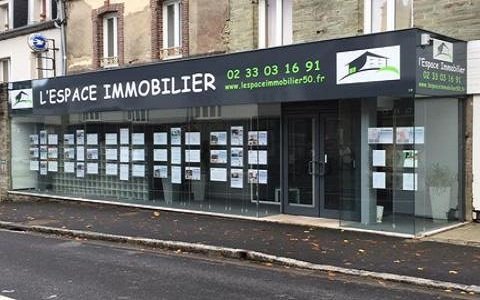 L 39 espace immobilier cherbourg octeville horaires d for Agence immobiliere cherbourg