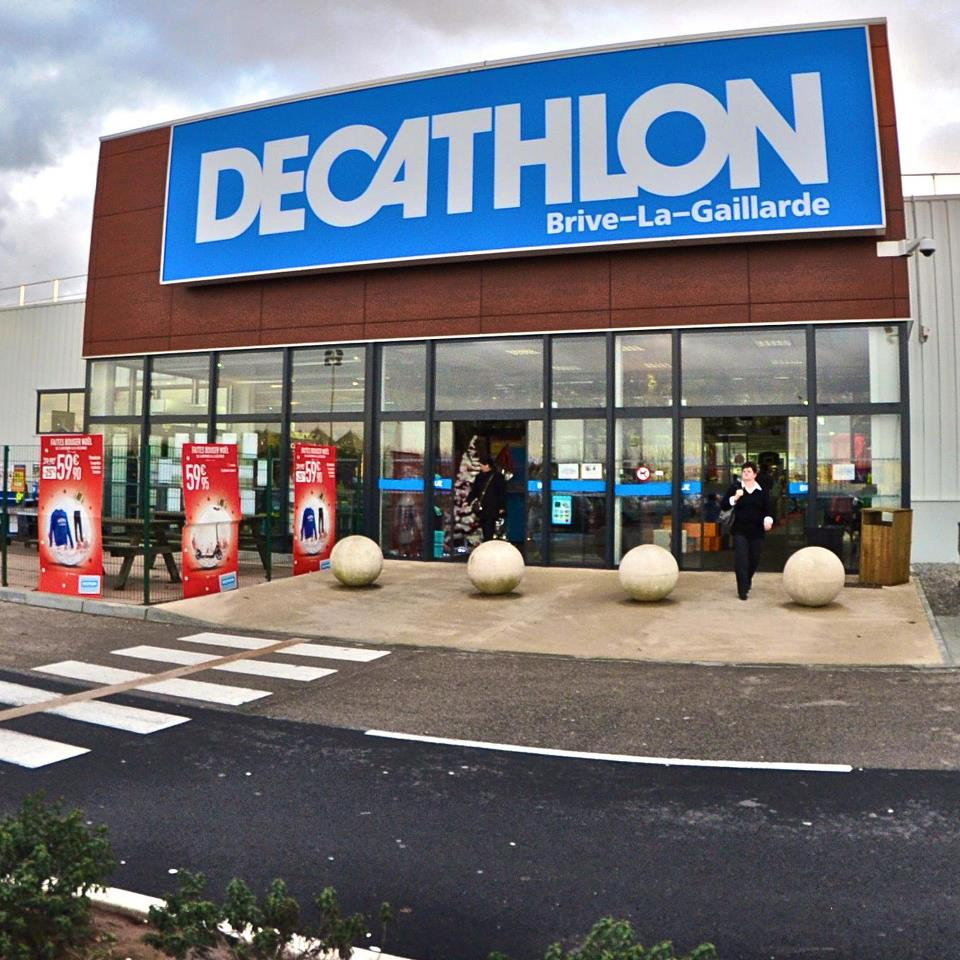 Decathlon Brive