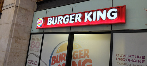illustration de Burger King