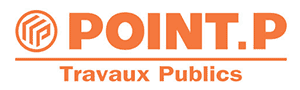 logo de l'enseigne Point P